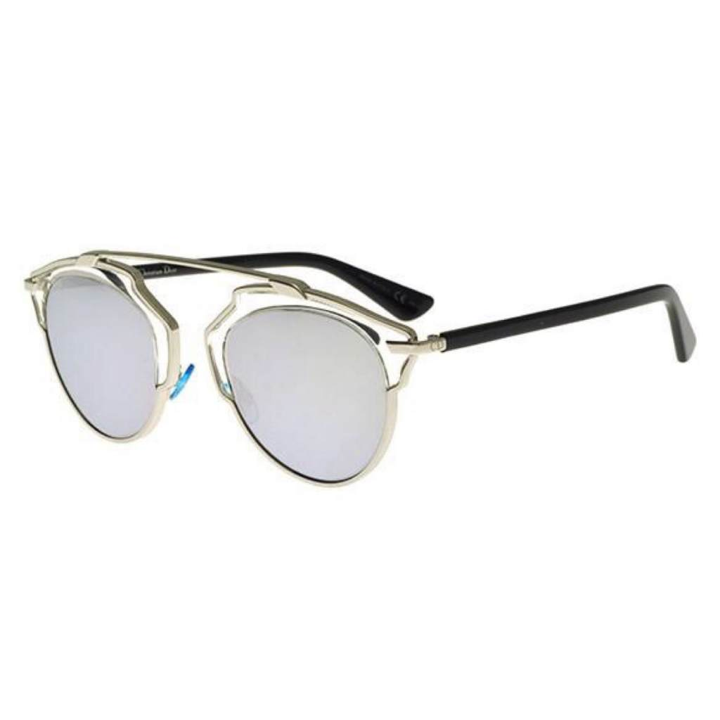 Dior DiorSo Real APP/DC palladium black/grey silver mirror 762753499158 APP/DC palladium black/grey silver mirror