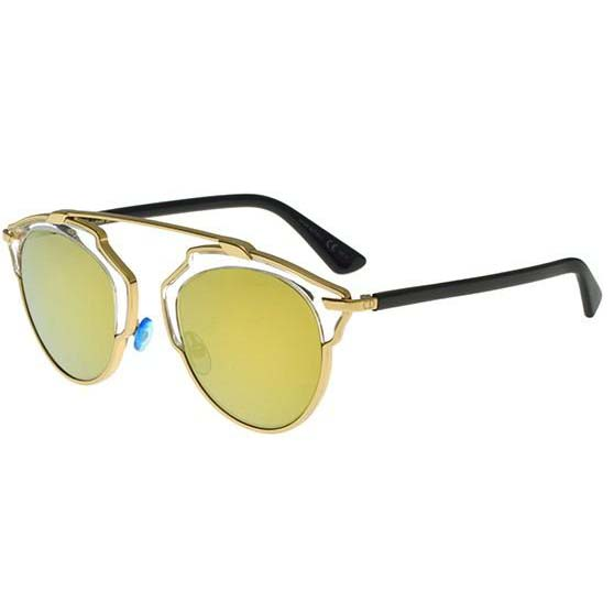 Dior  DiorSo Real U5S/K1 gold crystal black/gold mirror  827886336029  U5S/K1 gold crystal black/gold mirror