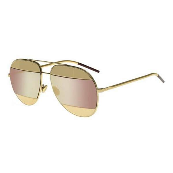 Dior  DiorSplit1 000/0J GOLD/ROSE GOLD MIRROR  827886494132  000/0J GOLD/ROSE GOLD MIRROR