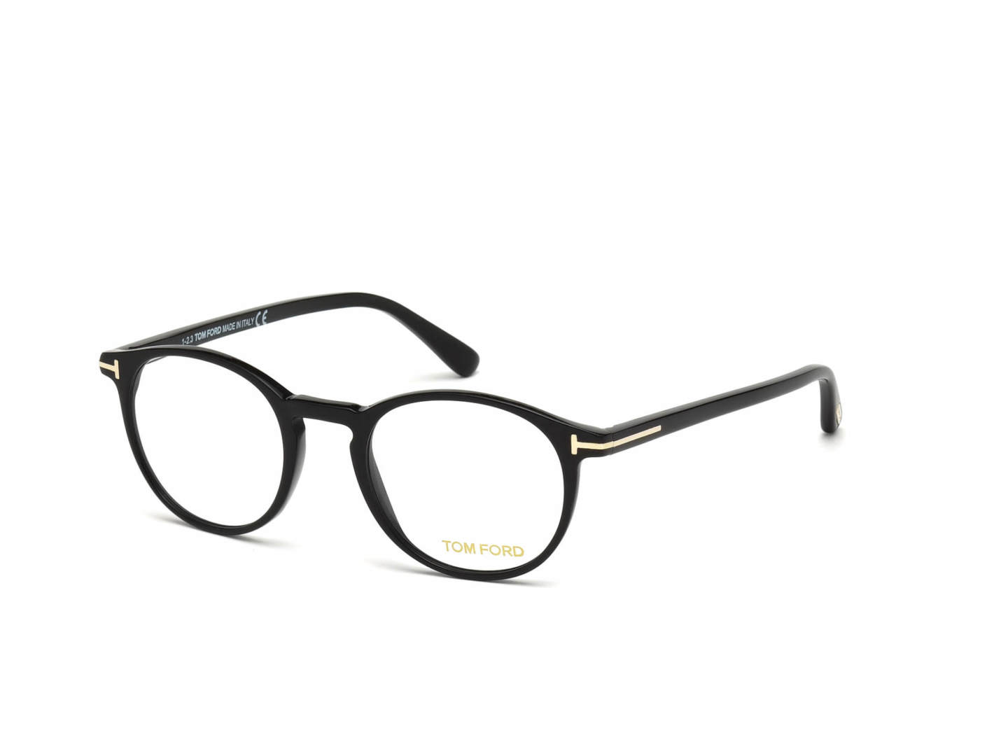 Occhiali da vista per uomo Tom Ford FT5294 001 - calibro 48